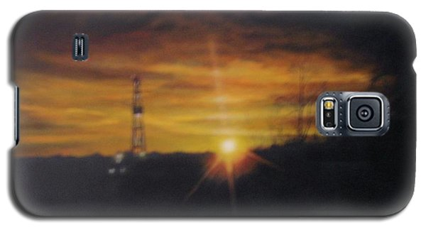 On The Horizon Galaxy S5 Case