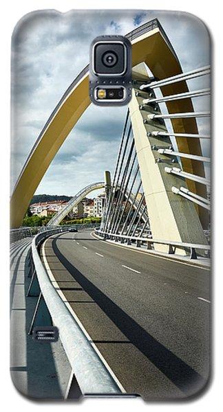 Millennium Bridge In Ourense, Spain Galaxy S5 Case