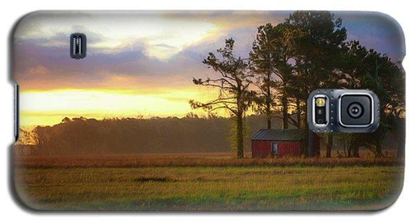 Onc Open Road Sunrise Galaxy S5 Case