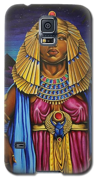 One Night Over Egypt Galaxy S5 Case