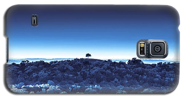 One Tree Hill - Blue - 3 Galaxy S5 Case