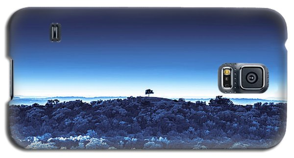 One Tree Hill - Blue 4 Galaxy S5 Case