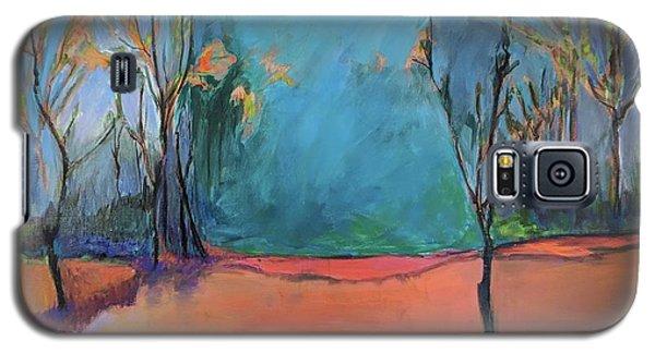 Orange Lake Galaxy S5 Case
