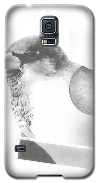 Orbit No. 7 Galaxy S5 Case