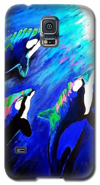 Orcas  Galaxy S5 Case