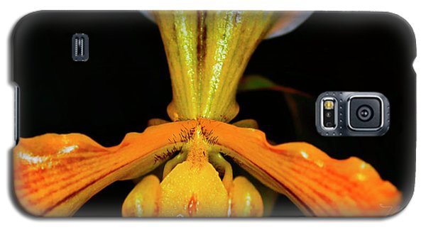 Orchid Study Five Galaxy S5 Case