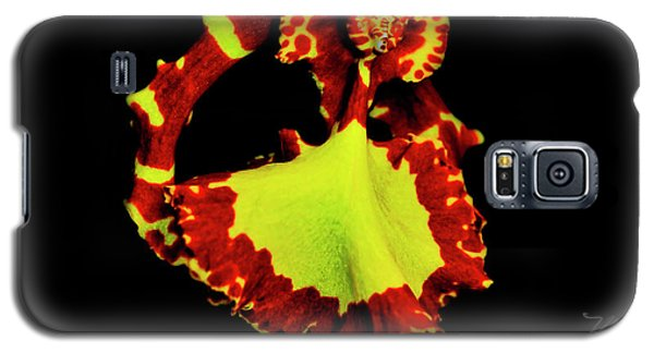 Orchid Study Nine Galaxy S5 Case
