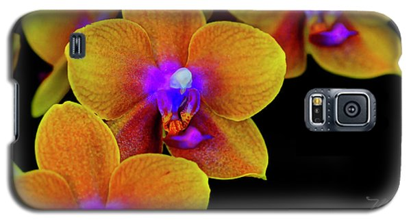 Orchid Study Ten Galaxy S5 Case