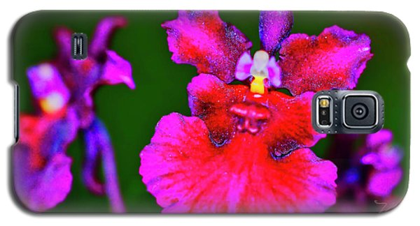Orchid Study Three Galaxy S5 Case