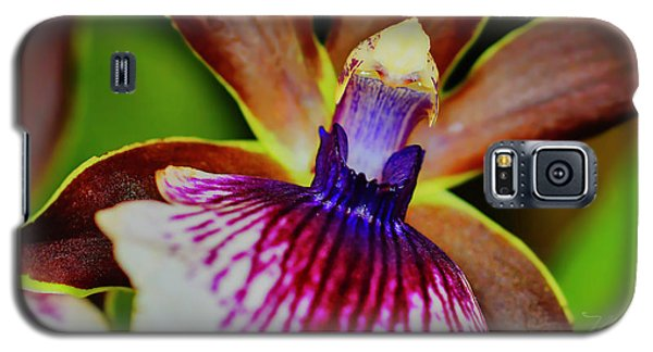 Orchid Study Two Galaxy S5 Case