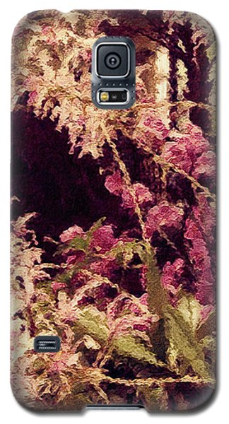 Orchids In The Atrium Galaxy S5 Case