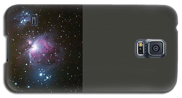 Orion Nebula Galaxy S5 Case