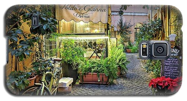 Osteria Roma - Jo Ann Tomaselli Galaxy S5 Case