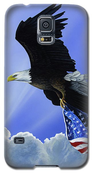 Our Glory Galaxy S5 Case