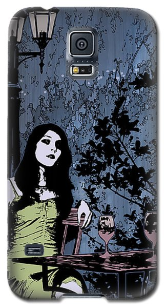 Out At Night Galaxy S5 Case