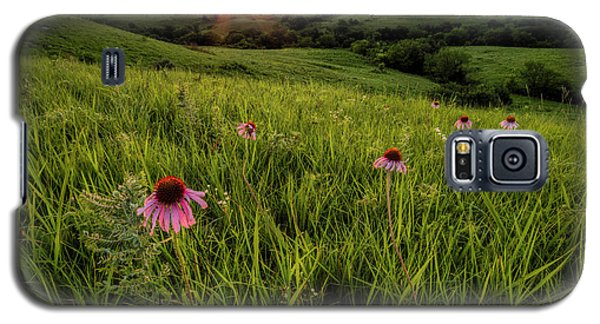 Out In The Flint Hills Galaxy S5 Case