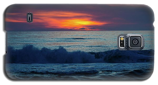 Outer Banks Sunrise Galaxy S5 Case