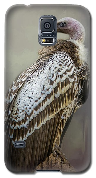 Over Her Shoulder Galaxy S5 Case