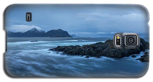 Overflow Galaxy S5 Case