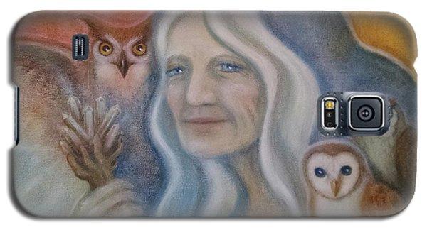Owl Crone Galaxy S5 Case