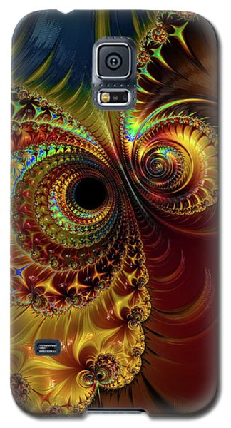 Owl Eyes Galaxy S5 Case