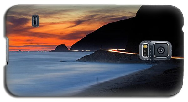 Pacific Coast Highway Galaxy S5 Case