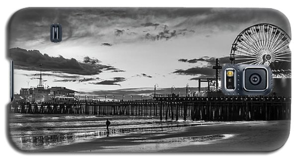 Pacific Park - Black And White Galaxy S5 Case