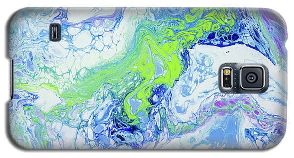 Pacific Storm Coming Galaxy S5 Case