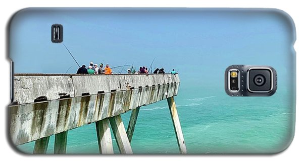 Galaxy S5 Case - Pacifica Pier 2 by Julie Gebhardt