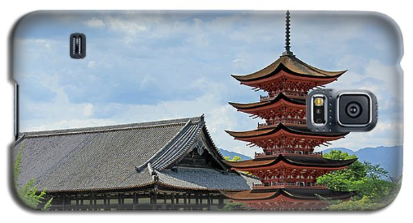 Pagoda - Mayijima, Japan Galaxy S5 Case