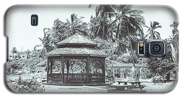 Pagoda On The Sea Galaxy S5 Case