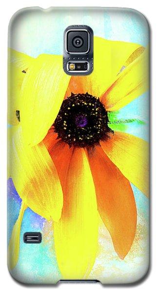 Flopsy - A Charming Wild Black-eyed Susan  Galaxy S5 Case