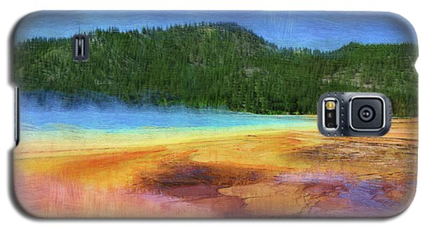 Painting #5 Galaxy S5 Case