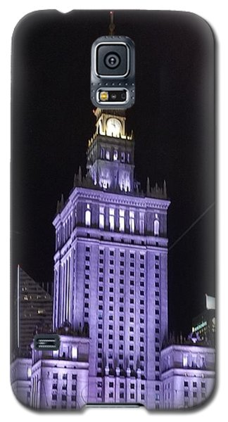 Palace  Of Culture And Science  Galaxy S5 Case