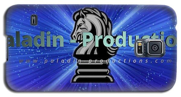 Paladin-productions.com Logo Galaxy S5 Case