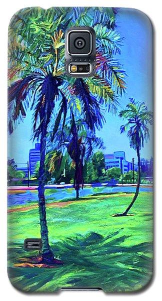 Palm Prints Galaxy S5 Case