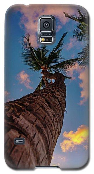 Palm Upward Galaxy S5 Case