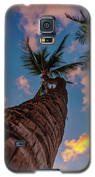 Palm Upward Galaxy S5 Case