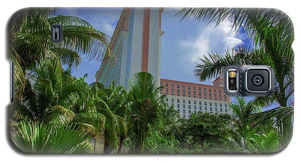 Palms At The Riu Cancun Galaxy S5 Case