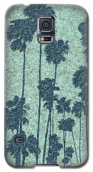 Palms Over Palisades No. 2 Galaxy S5 Case