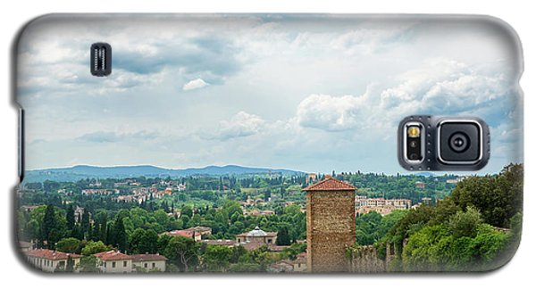 Florence From The Garden Of The Knight Galaxy S5 Case