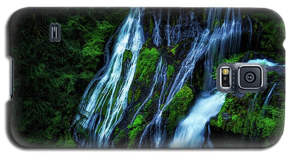 Panther Creek Falls Galaxy S5 Case