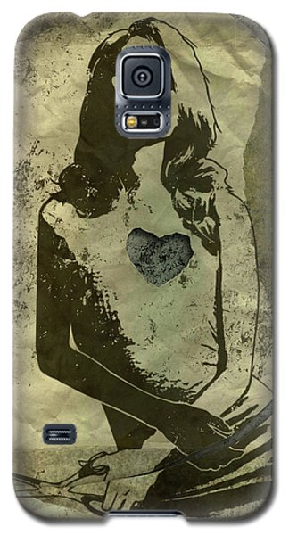 Paper Doll Galaxy S5 Case