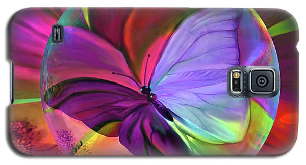 Papillon De  Grace Galaxy S5 Case