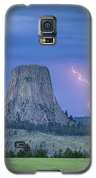 Parallel The Tower Galaxy S5 Case