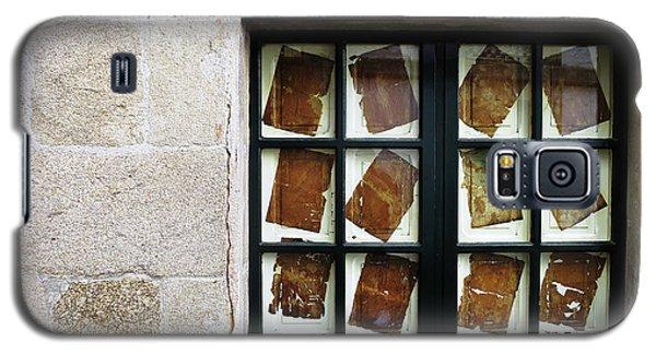 Parchment Panes Galaxy S5 Case