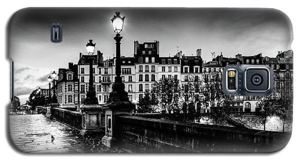 Paris At Night - Pont Neuf Galaxy S5 Case