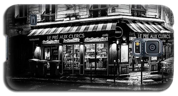 Paris At Night - Rue Bonaparte Galaxy S5 Case
