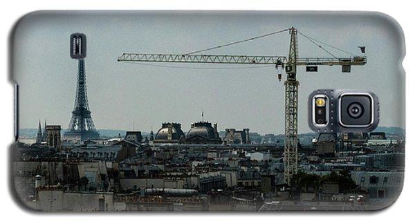 Paris Towers Galaxy S5 Case