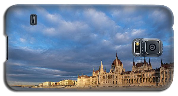 Parliament On The Danube Galaxy S5 Case